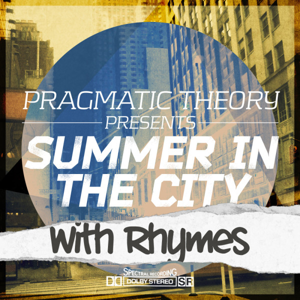 Summer In The City *With Rhymes* (Compilation)